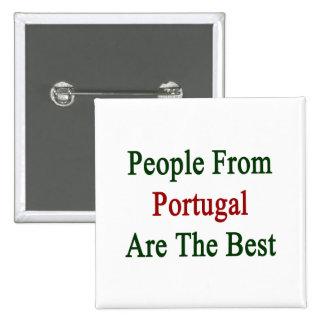 La gente de Portugal es el mejor Pin