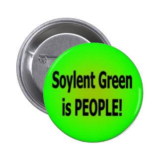 ¡La gente de Soylent es gente! Pin