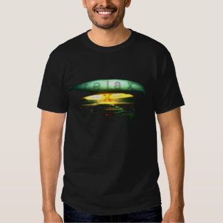 la gente del wurl del zee… relaja la camiseta playera