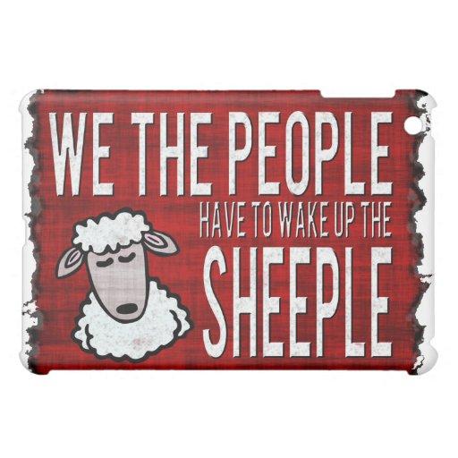 La gente despierta Sheeple