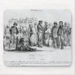 La gente Emancipated, del 'La Caricature Alfombrilla De Ratones