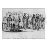 La gente Emancipated, del 'La Caricature Felicitacion