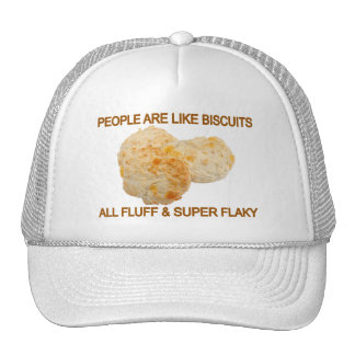 La gente es como las galletas gorra