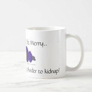 La gente gorda es más dura secuestrar la taza