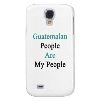 La gente guatemalteca es mi gente funda para galaxy s4