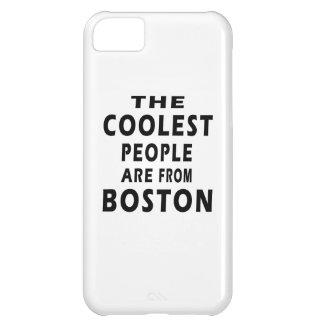 La gente más fresca es de Boston