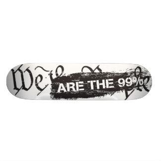 La gente somos el 99 por ciento Stakeboard Tabla De Skate