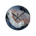 La geología de Umatilla Oregon oscila la piedra de Relojes De Pared
