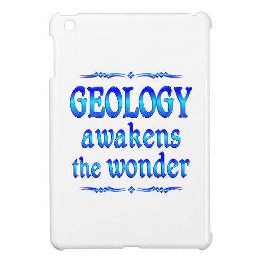 La geología despierta