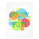 La geología es diversión