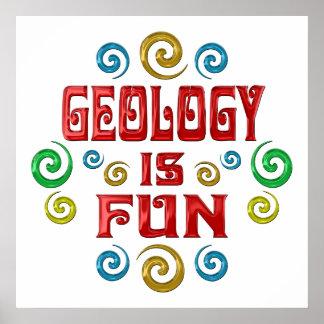 La geología es DIVERSIÓN Impresiones