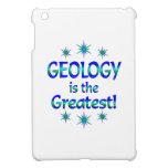La geología es la más grande iPad mini cobertura