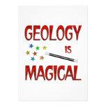 La geología es mágica invitacion personal