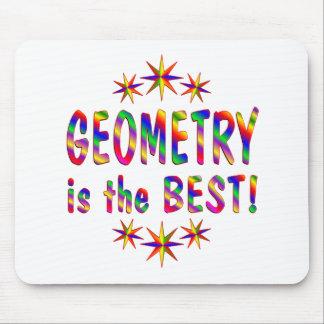 La geometría es el mejor tapete de ratones