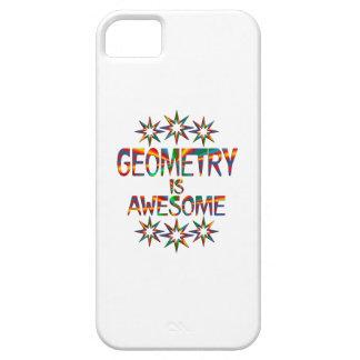 La geometría es impresionante iPhone 5 funda