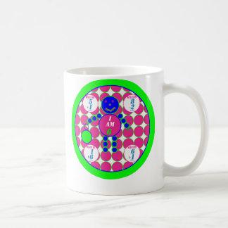 La Geometrics-Taza-Círculo-Edad 6 Taza De Café
