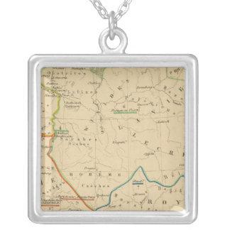 La Germanie 511 a 741 Silver Plated Necklace