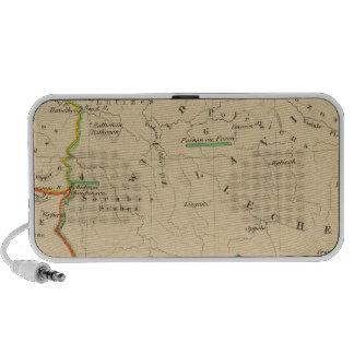 La Germanie 511 a 741 Notebook Speaker