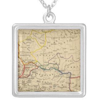 La Germanie a la fin du 5e siecle Silver Plated Necklace
