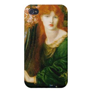 La Ghirlandata - Dante Gabriel Rossetti iPhone 4 Case