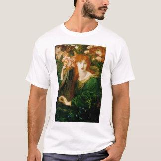 La Ghirlandata - Dante Gabriel Rossetti T-Shirt