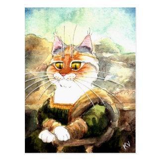 La Giagatto (Mona Heather) Postcards