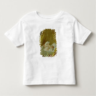 'La Gimblette', Girl with a Dog, c.1770 (oil on ca Toddler T-shirt