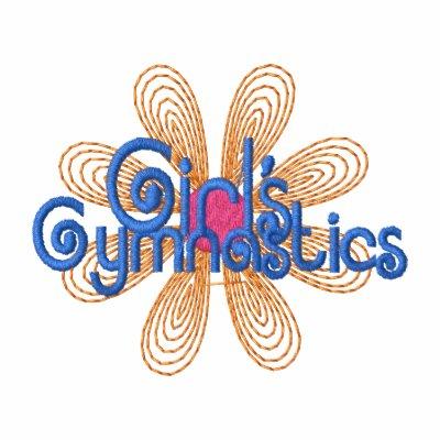 La gimnasia del chica