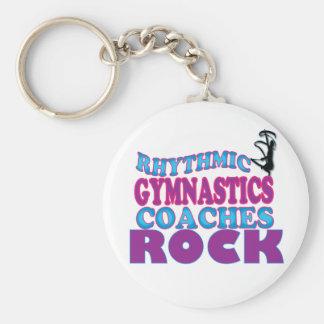 La gimnasia rítmica entrena los regalos llaveros personalizados