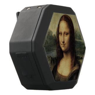 La Gioconda de Mona Lisa de Leonardo da Vinci Altavoces Bluetooth Negros Boombot REX