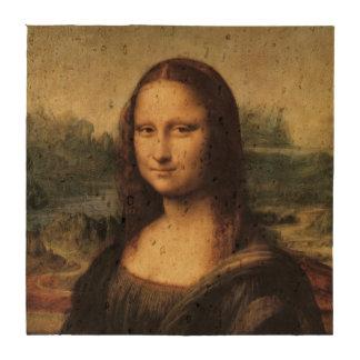 La Gioconda de Mona Lisa de Leonardo da Vinci Posavasos
