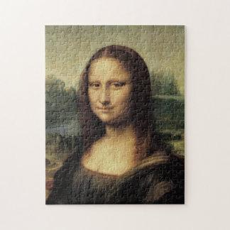 La Gioconda de Mona Lisa de Leonardo da Vinci Puzzle