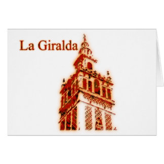 La Giralda Card