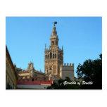 La Giralda de Sevilla, postal del viaje