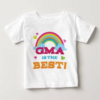 La GMA es el mejor Playera De Bebé