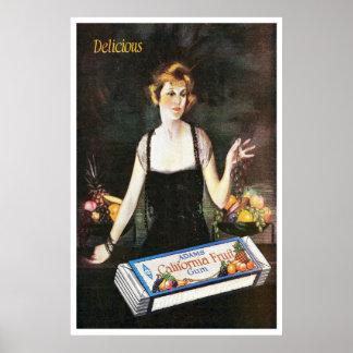 La goma de Adán - 1929 - poster grande