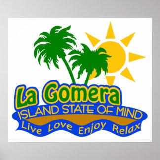 La Gomera State of Mind poster