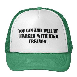 La gorra de béisbol con USTED PUEDE Y SERÁ ENCARGA