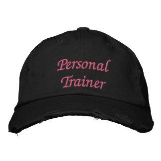 La gorra de béisbol de las mujeres personales del