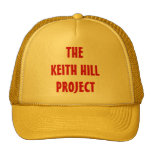 La gorra de béisbol del proyecto de la colina de K