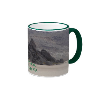 La gradería cubierta taza de café