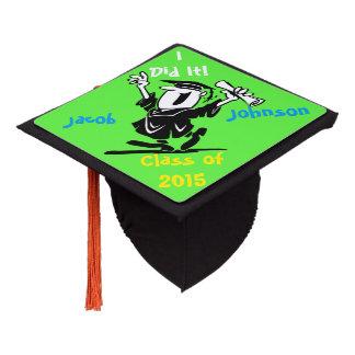 La graduación el | la hice año del | Diy