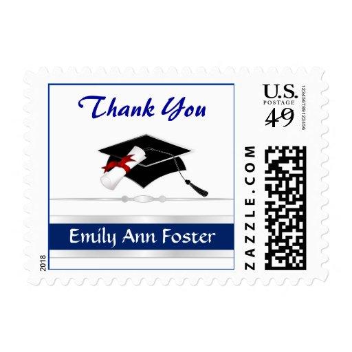 La graduación elegante le agradece los sellos