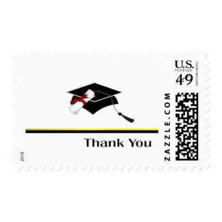 La graduación le agradece los sellos