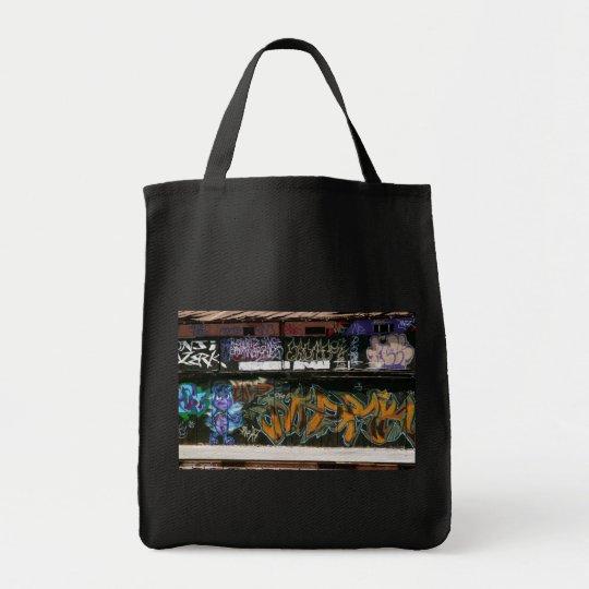 LA Graffiti Tote Bag
