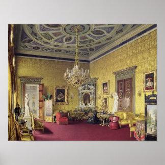 La gran ágata Pasillo en el palacio de Catherine Impresiones