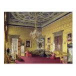 La gran ágata Pasillo en el palacio de Catherine Tarjeta Postal