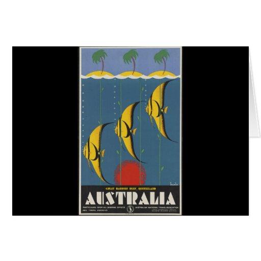 La gran barrera de coral Australia Felicitaciones