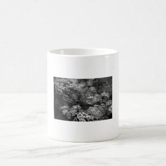 La gran barrera de coral (en grayscale) taza clásica