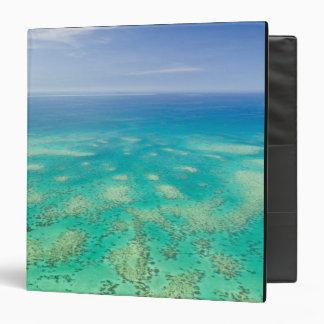 La gran barrera de coral, vista aérea del verde